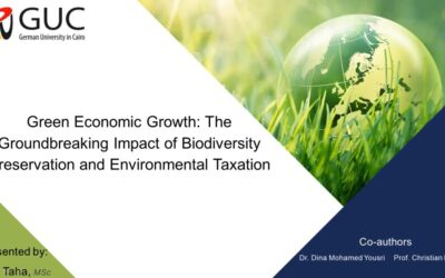 The impact of biodiversity and environmental policies on the economy: Potential remedies out of the Covid-19 crisis